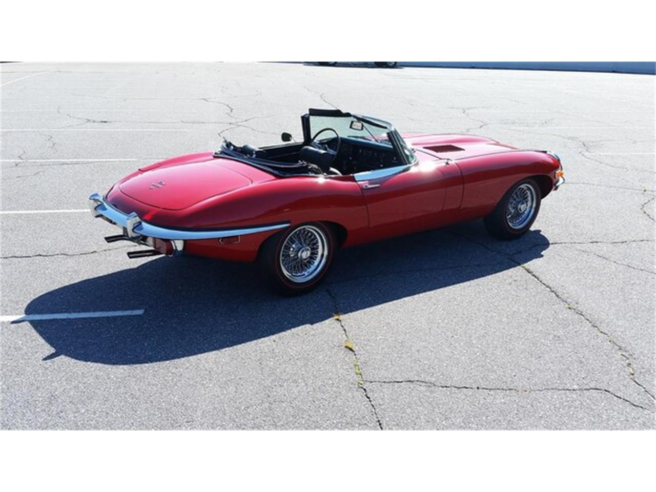 Large Picture of Classic '71 Jaguar XKE located in Hickory North Carolina Offered by Paramount Classic Car Store - QY78