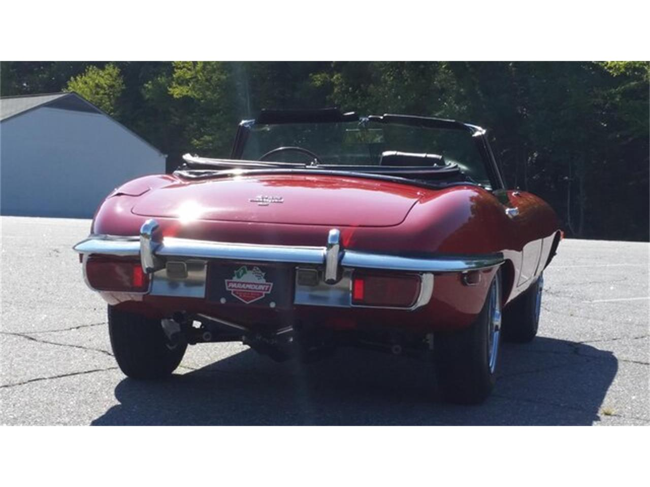 Large Picture of Classic 1971 Jaguar XKE located in North Carolina - $89,995.00 - QY78