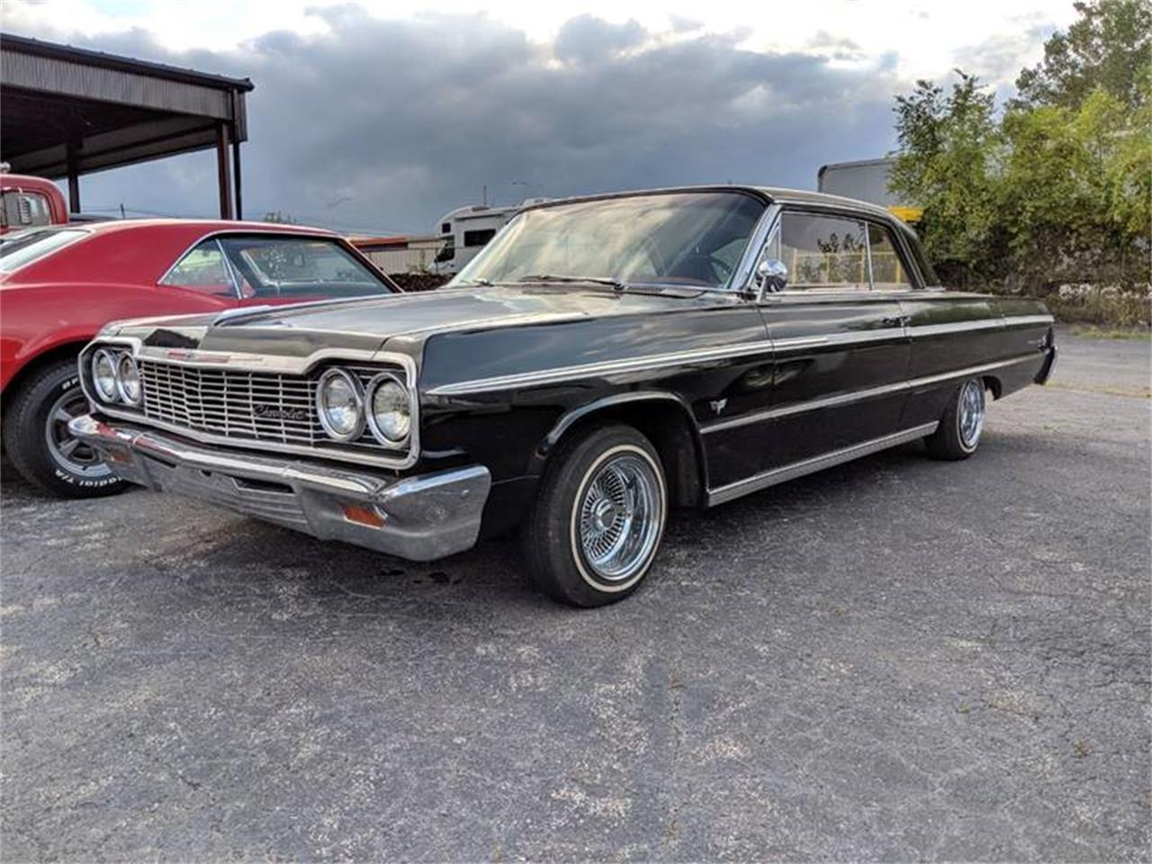 Large Picture of Classic '64 Chevrolet Impala located in Illinois Offered by Classics & Custom Auto - QY7L