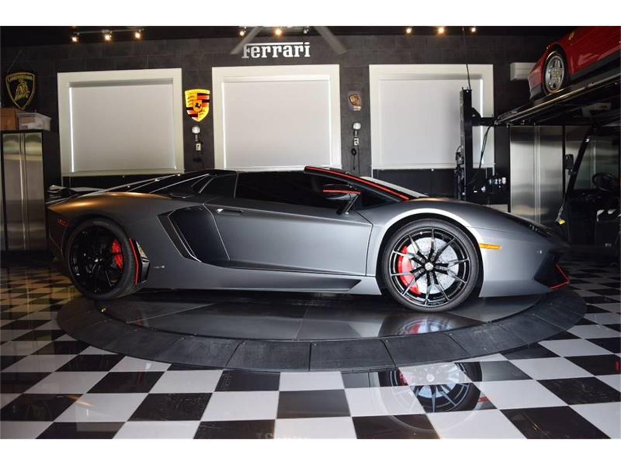 Large Picture of '16 Aventador - QY7T