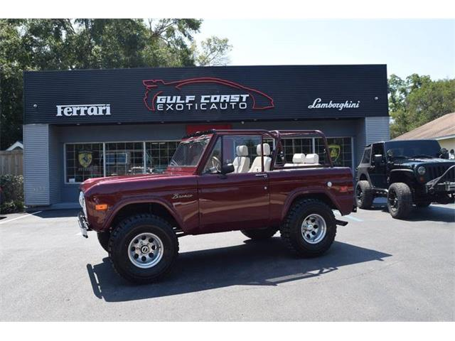 Picture of '73 Bronco - QY7W