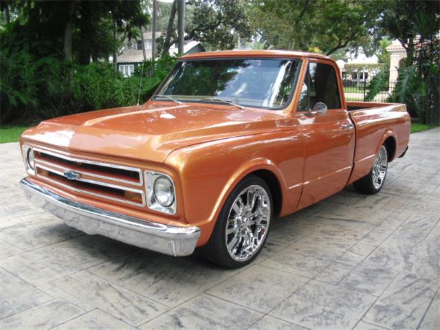 Classic Chevrolet Truck for Sale on ClassicCars com on