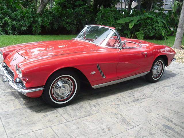 Picture of '62 Corvette - QY8A