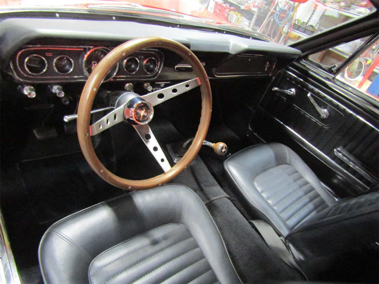 Large Picture of Classic '66 Mustang Auction Vehicle - QY8O