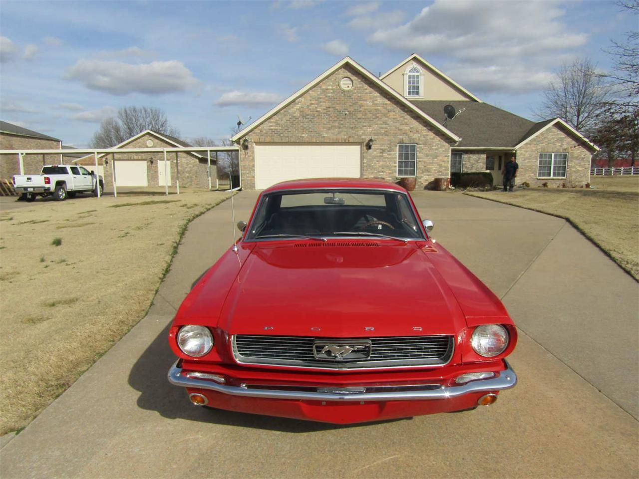 Large Picture of '66 Ford Mustang located in Biloxi Mississippi Offered by Vicari Auction - QY8O