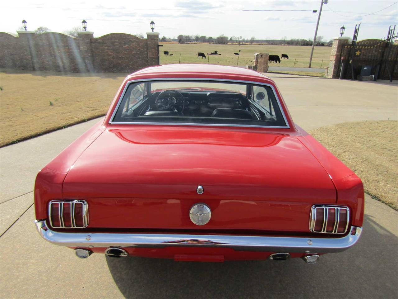Large Picture of 1966 Ford Mustang Auction Vehicle - QY8O