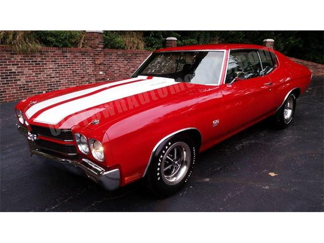 Picture of Classic 1970 Chevrolet Chevelle located in Huntingtown Maryland - $49,900.00 Offered by  - QY8Q