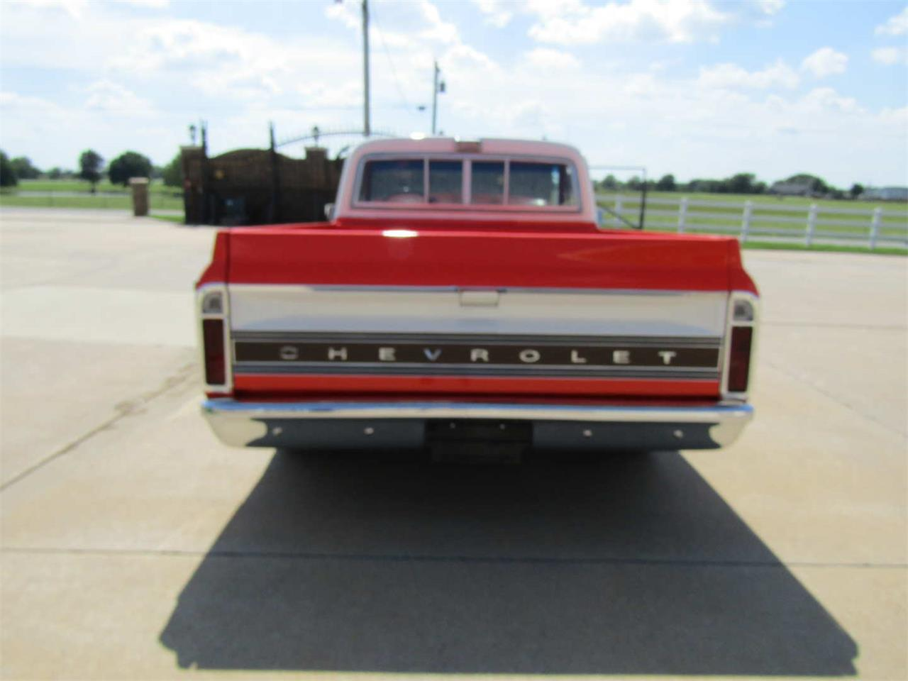 Large Picture of 1972 Chevrolet C10 located in Mississippi - QY8X