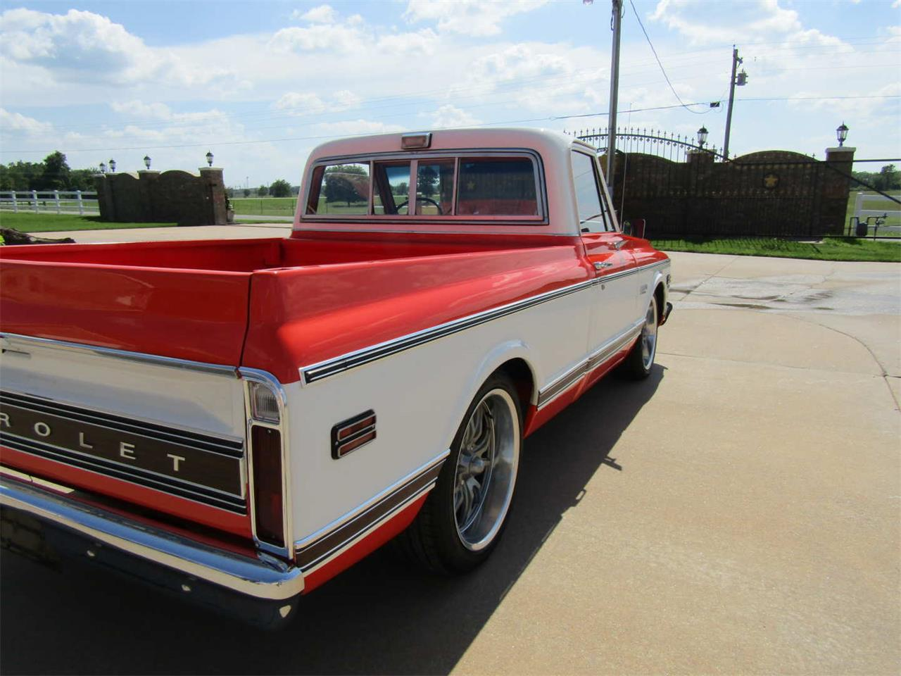 Large Picture of 1972 C10 Auction Vehicle - QY8X