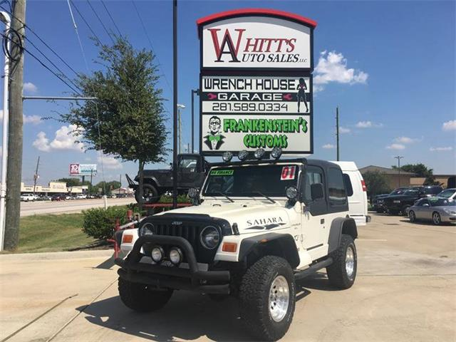 Picture of '01 Wrangler - QY9G