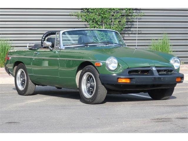 Picture of '77 MGB - QY9Y