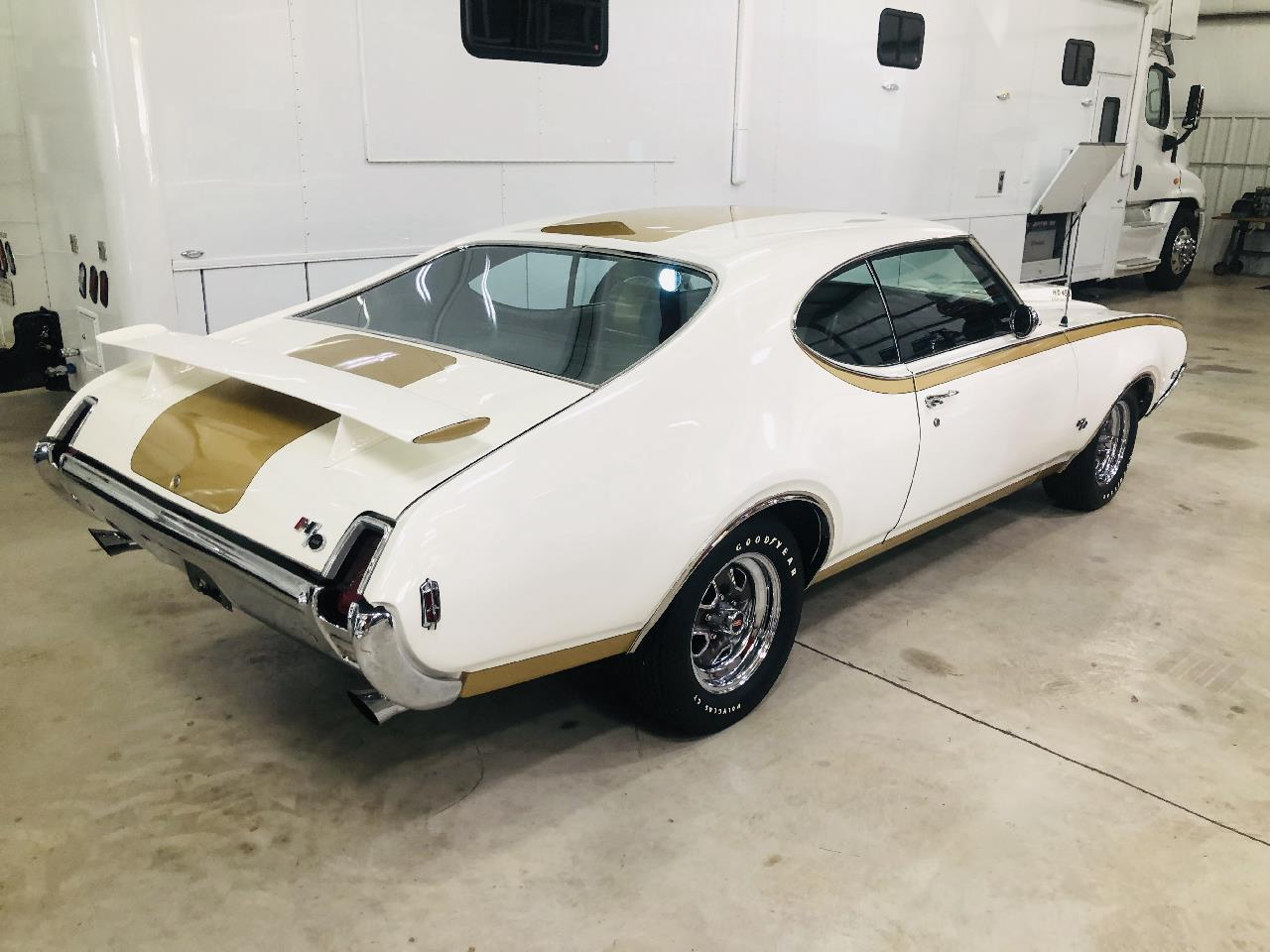 Large Picture of '69 Hurst - QYA1