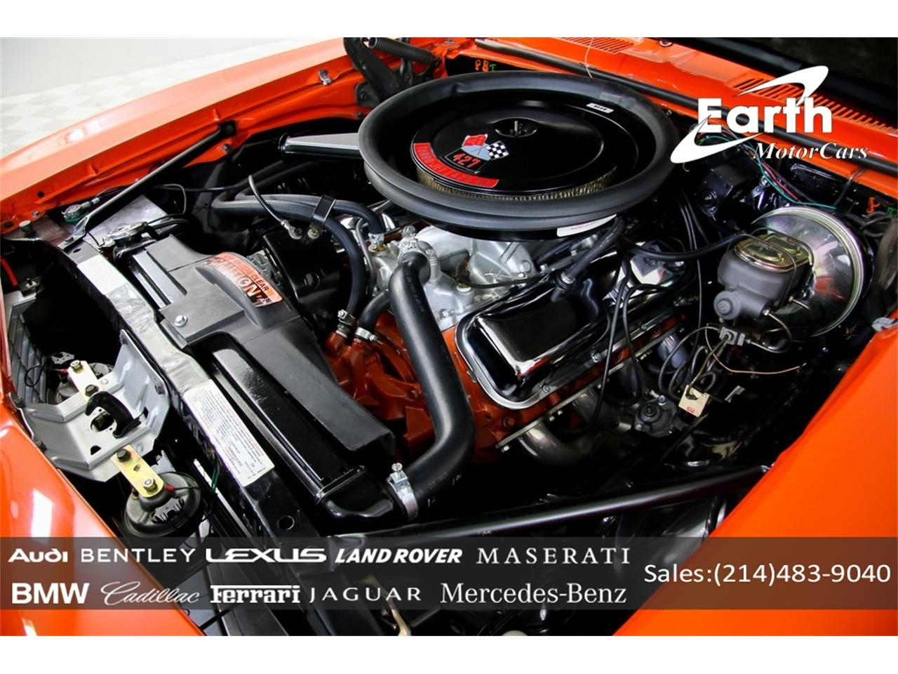 Large Picture of '69 Chevrolet Camaro Offered by Earth Motorcars - QYAH