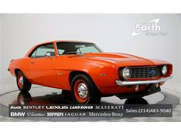 Picture of '69 Chevrolet Camaro Offered by Earth Motorcars - QYAH