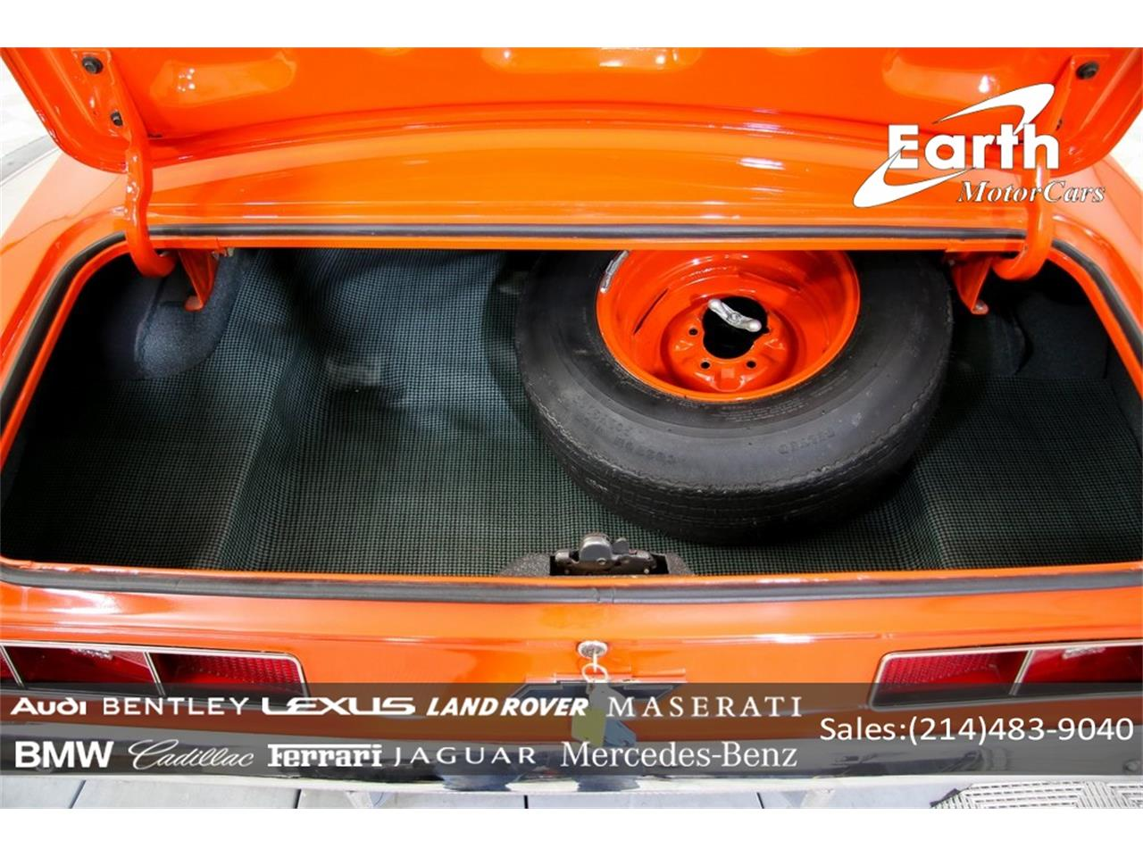 Large Picture of Classic 1969 Camaro located in Texas - $69,995.00 Offered by Earth Motorcars - QYAH