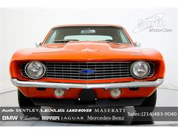 Picture of Classic 1969 Chevrolet Camaro - $69,995.00 - QYAH