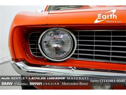 Picture of 1969 Chevrolet Camaro located in Carrollton Texas - $69,995.00 Offered by Earth Motorcars - QYAH