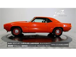 Picture of Classic 1969 Chevrolet Camaro - $69,995.00 Offered by Earth Motorcars - QYAH