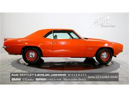 Picture of 1969 Camaro located in Carrollton Texas - $69,995.00 - QYAH