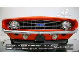 Picture of Classic '69 Chevrolet Camaro Offered by Earth Motorcars - QYAH