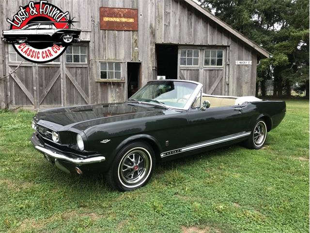 Picture of '66 Mustang - QYAK