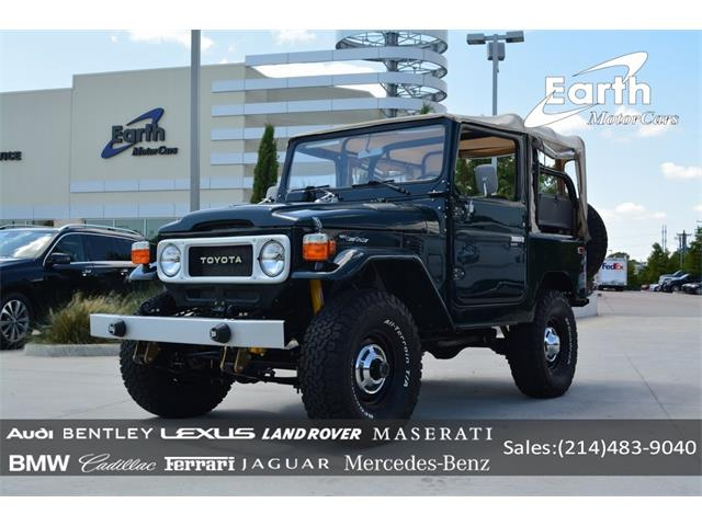 Picture of '81 Land Cruiser FJ - QYAL