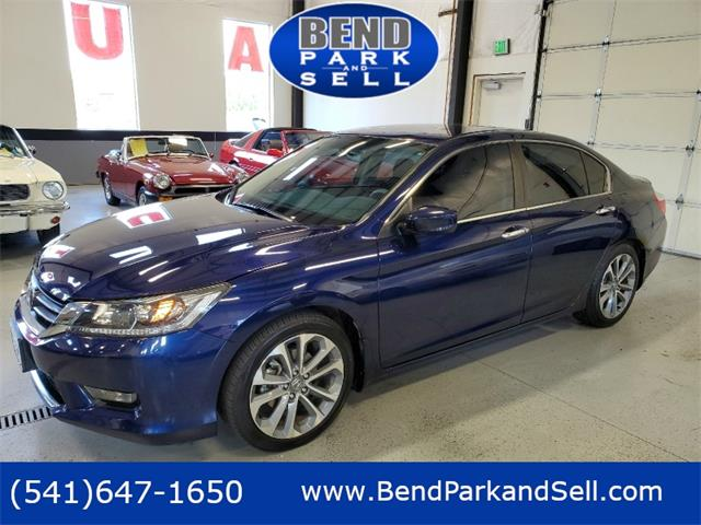 Picture of '14 Accord - QYAO
