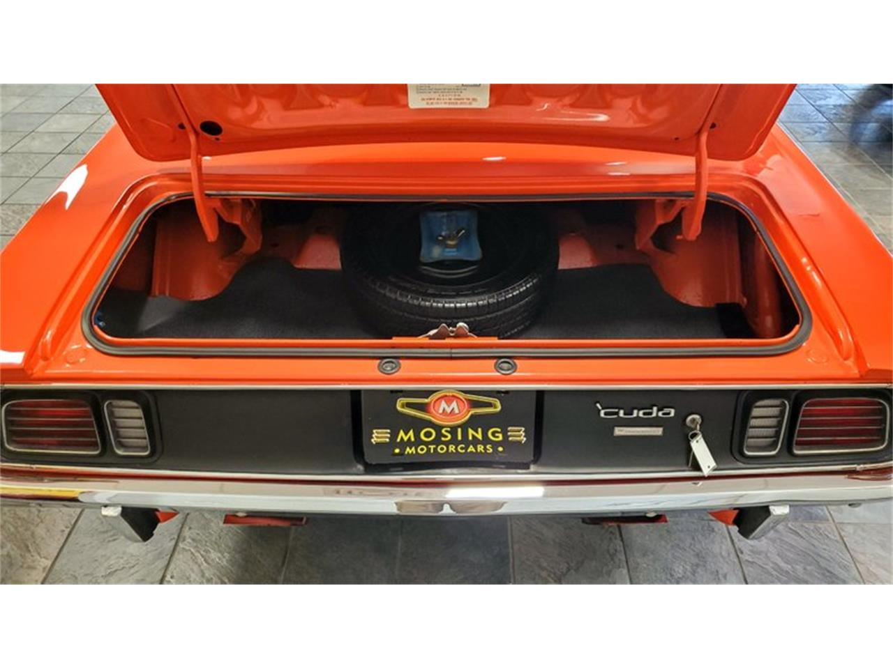 Large Picture of '71 Barracuda - QYB1