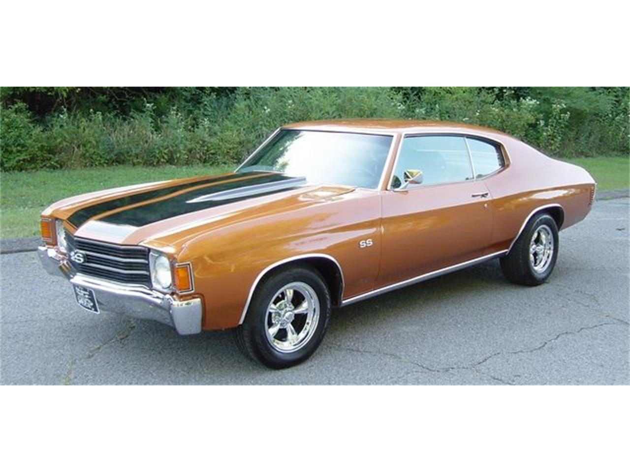 Large Picture of '72 Chevelle - QYBE