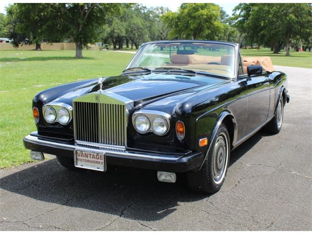Picture of 1985 Corniche Offered by  - QYBG