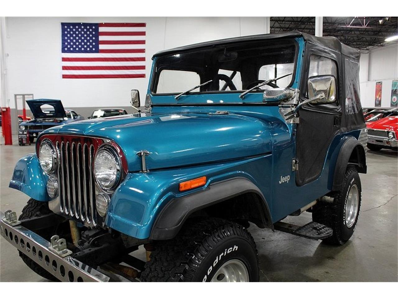 Large Picture of '71 CJ - QT36