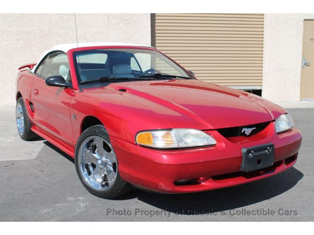 Picture of '94 Mustang - QYBO