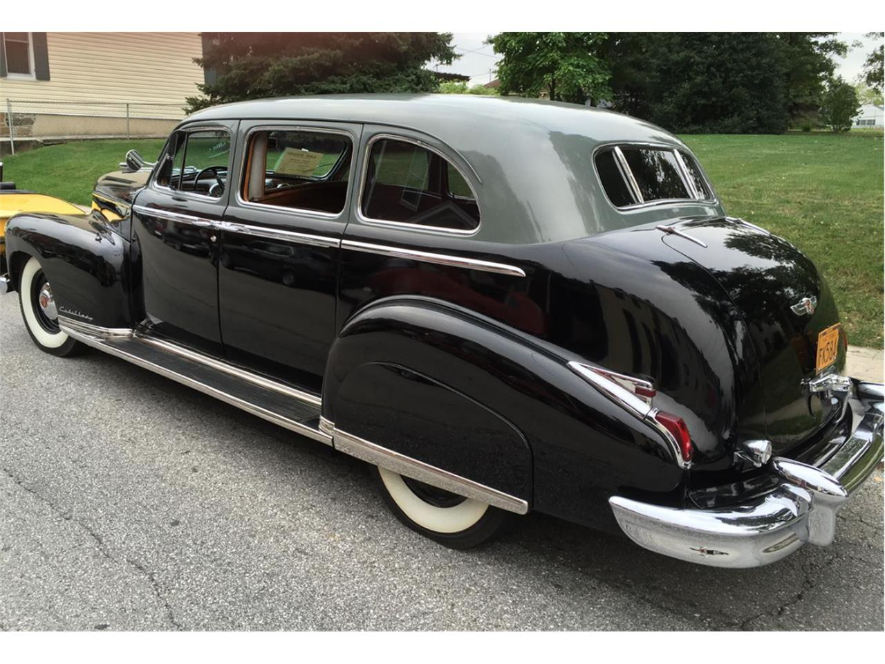 Large Picture of '47 Fleetwood Limousine - QYC2