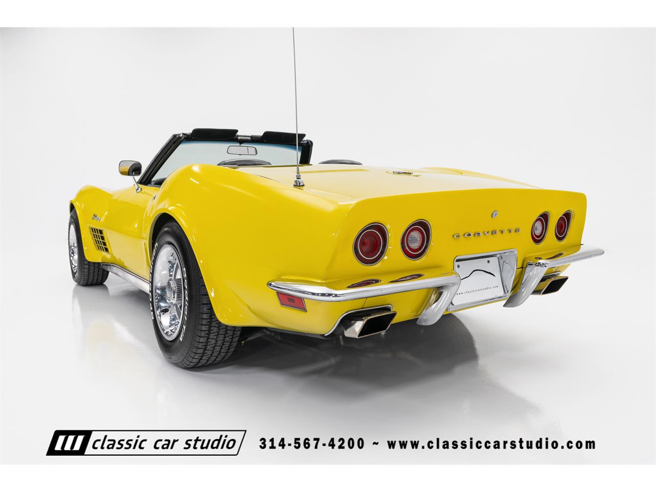 Large Picture of 1972 Chevrolet Corvette - $37,900.00 Offered by Classic Car Studio - QYC5