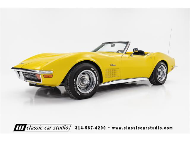 Picture of '72 Chevrolet Corvette located in Saint Louis Missouri Offered by  - QYC5
