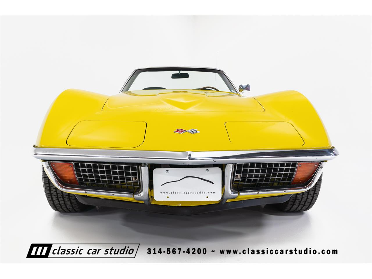 Large Picture of 1972 Corvette - $37,900.00 Offered by Classic Car Studio - QYC5