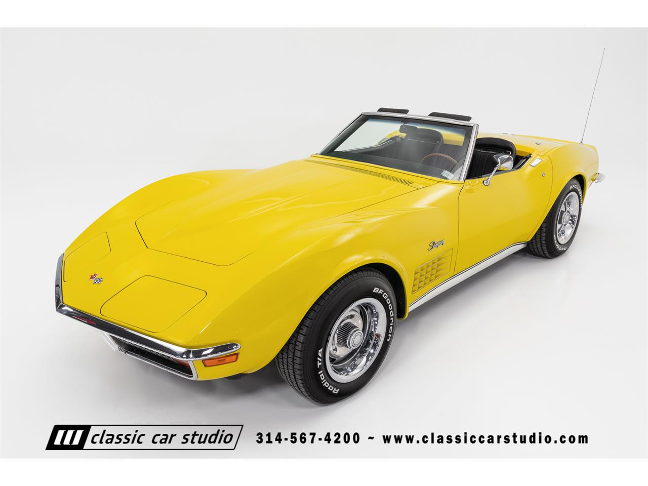 Large Picture of '72 Chevrolet Corvette - $37,900.00 Offered by Classic Car Studio - QYC5