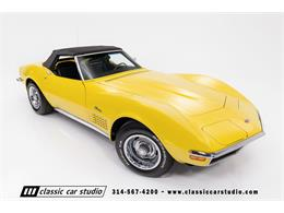 Picture of Classic '72 Chevrolet Corvette - $37,900.00 Offered by Classic Car Studio - QYC5