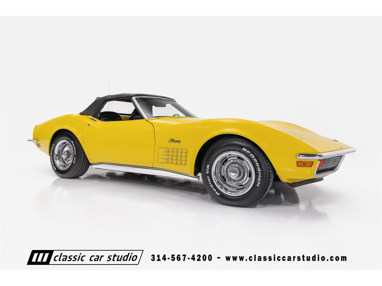 Large Picture of 1972 Corvette - QYC5