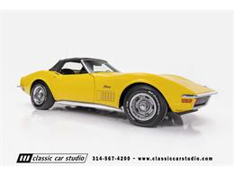 Picture of Classic 1972 Chevrolet Corvette located in Saint Louis Missouri - QYC5