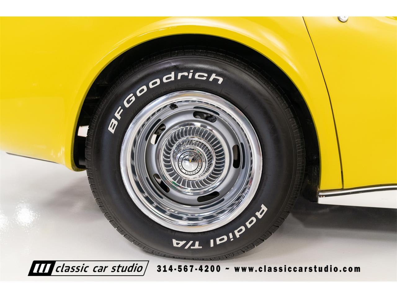 Large Picture of Classic 1972 Chevrolet Corvette Offered by Classic Car Studio - QYC5