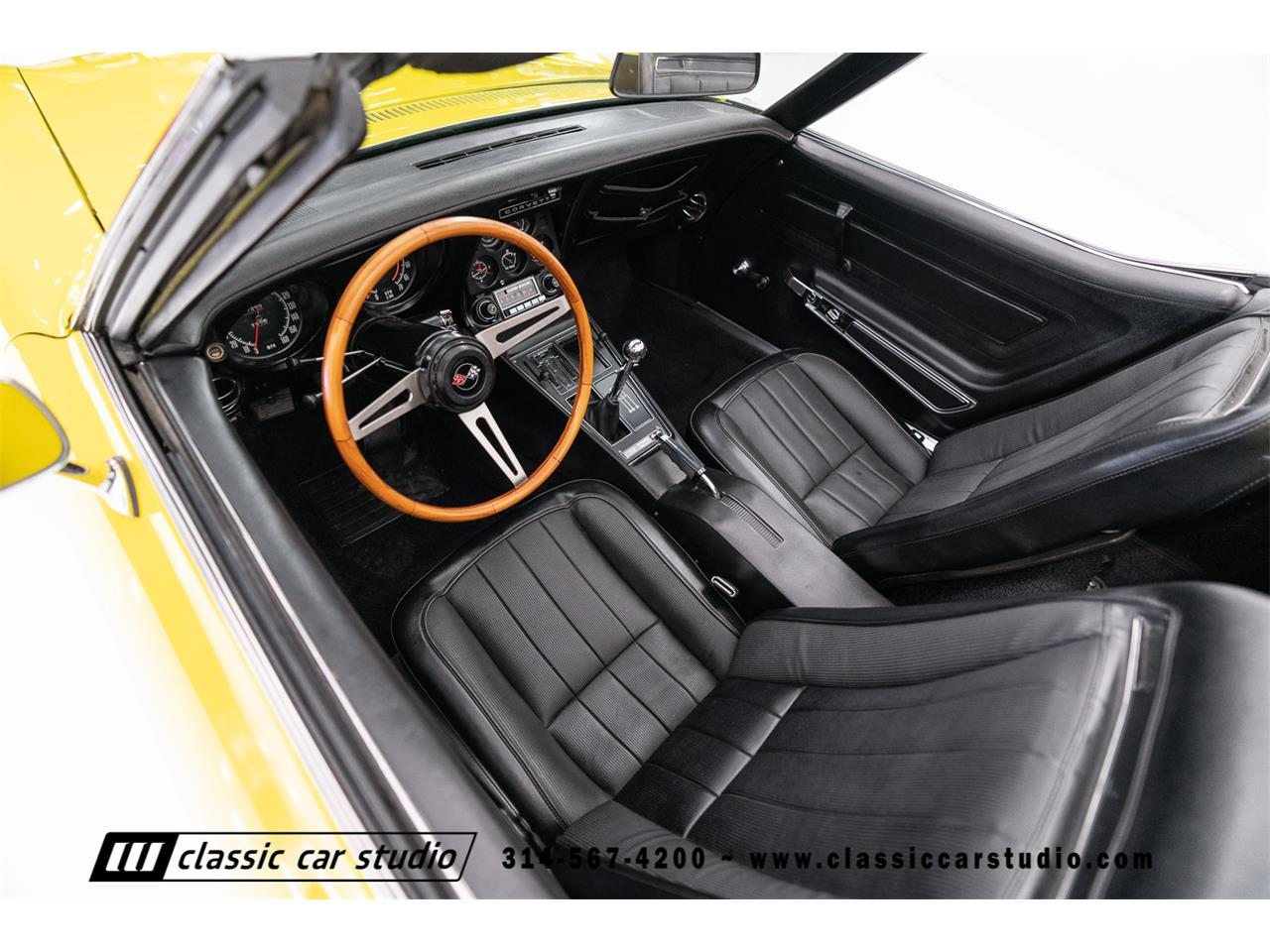 Large Picture of 1972 Corvette located in Saint Louis Missouri - $37,900.00 - QYC5