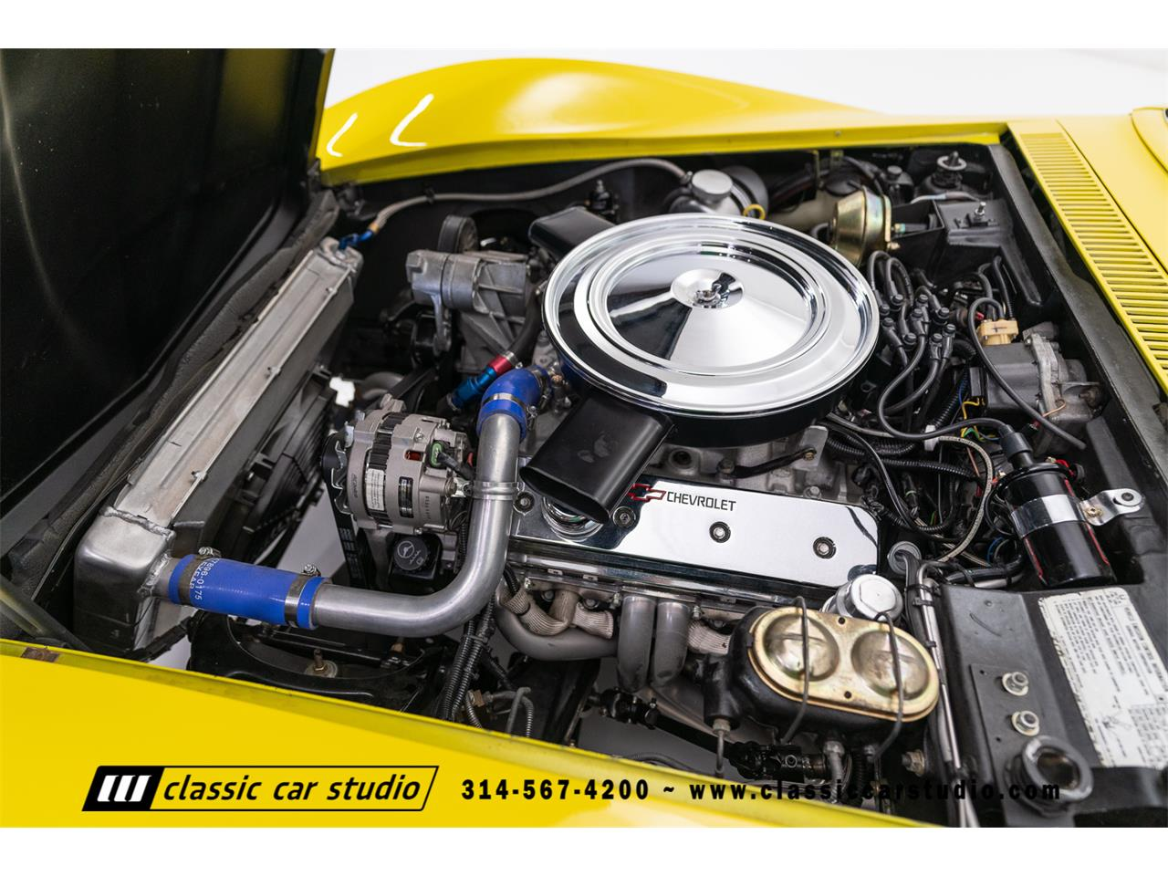 Large Picture of Classic '72 Chevrolet Corvette - $37,900.00 - QYC5