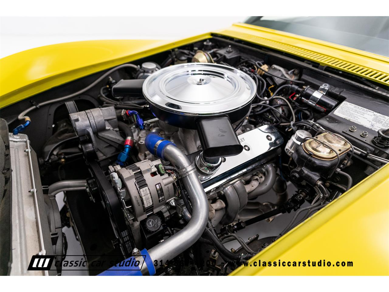 Large Picture of Classic '72 Chevrolet Corvette Offered by Classic Car Studio - QYC5