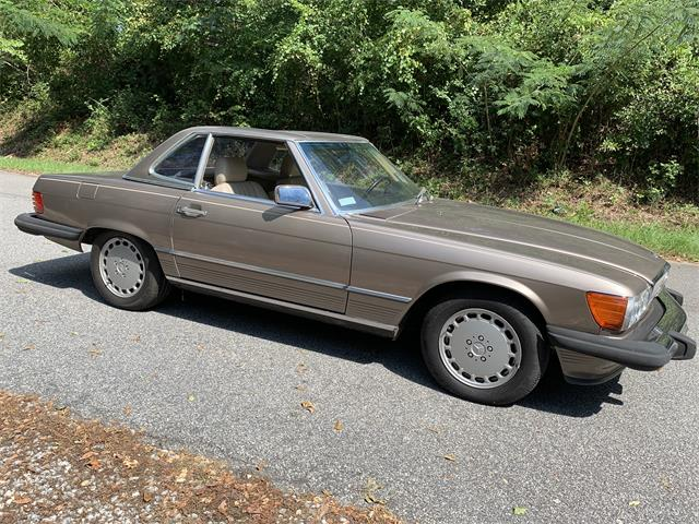 Picture of '87 500SL - QYC9