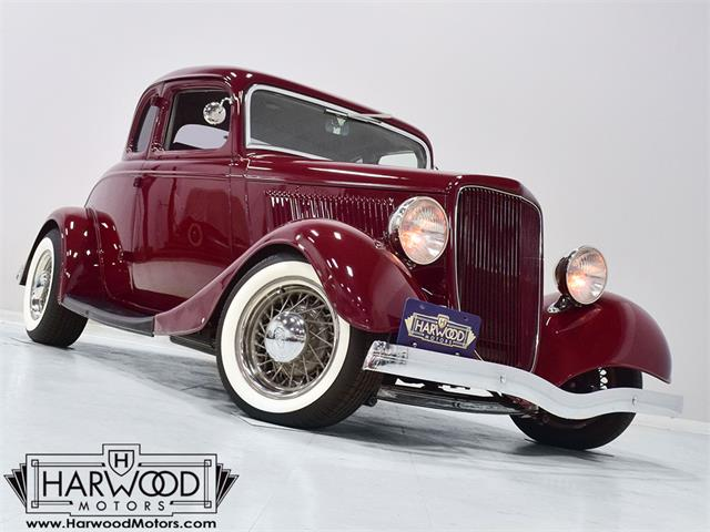 Picture of '34 5-Window Coupe - QYCB