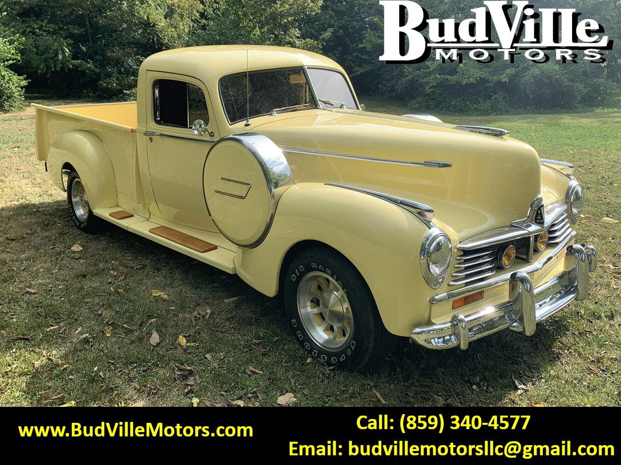 For Sale: 1946 Hudson Super 6 in Paris, Kentucky