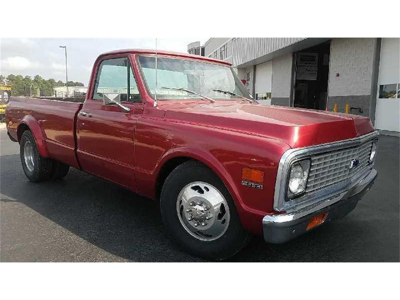 Large Picture of '71 Pickup - QYCO