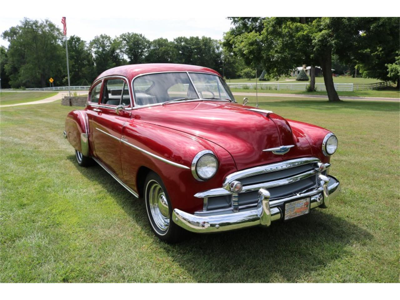 For Sale: 1950 Chevrolet 2-Dr Sedan in Holly, Michigan