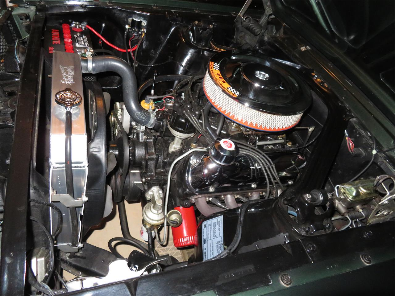 Large Picture of '65 Mustang GT - QYD0